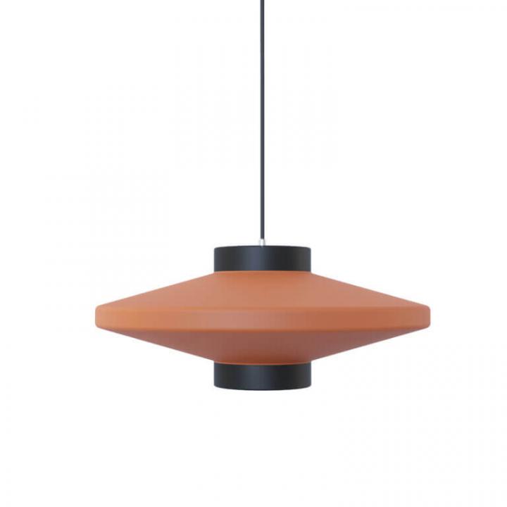 Люстра Ceramika Design PRAFORMA 160 BLACK&TERRACOTTA 24982