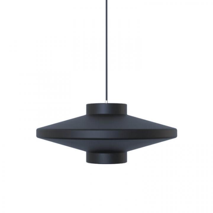 Люстра Ceramika Design PRAFORMA 160 BLACK 24992