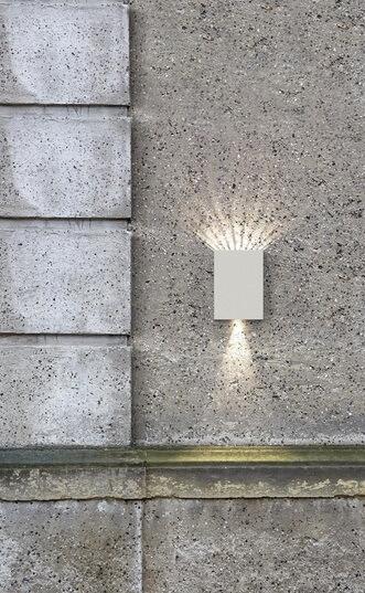 Настінний вуличний світильник Nordlux FOLD 45401001