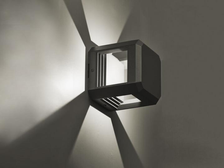 Настінний вуличний світильник Viokef BIOS 4212900