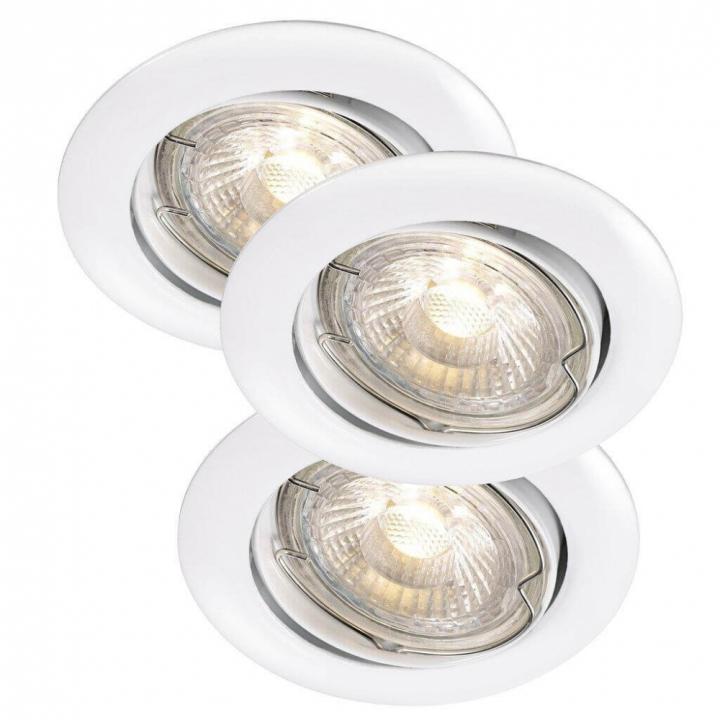 Точечный светильник Nordlux RECESS 3-KIT LED COB 84650001