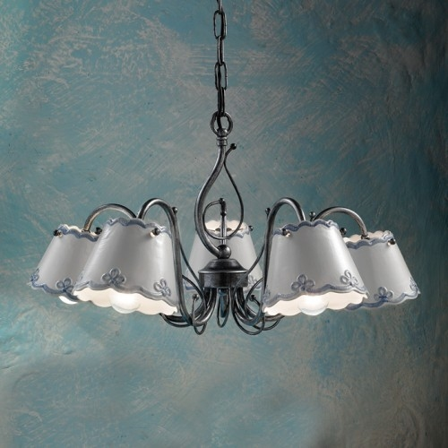 Настільна лампа Ferroluce RAVENNA C922