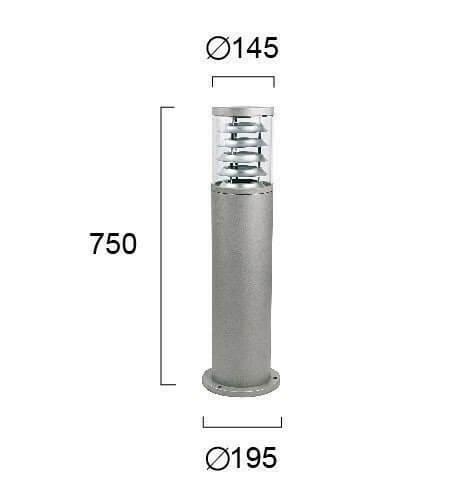 Вуличний ліхтар Viokef NAXOS 4053400