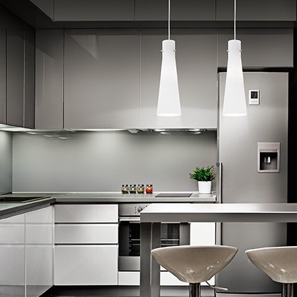 Люстра Ideal Lux Kuky Bianco 053448