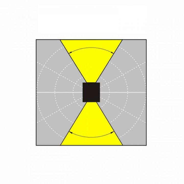 Настенный светильник Norlys ASKER BIG 1303GR