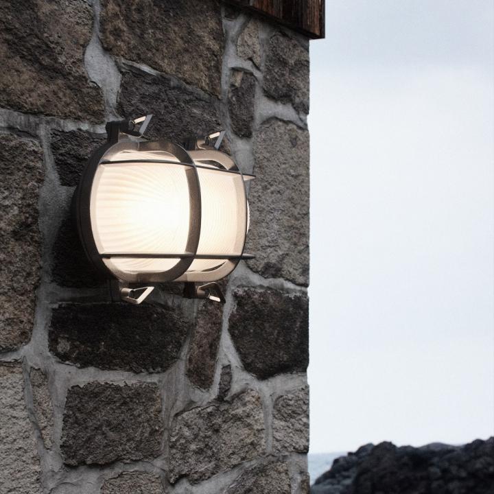 Настінний вуличний світильник Nordlux HELFORD 49031055