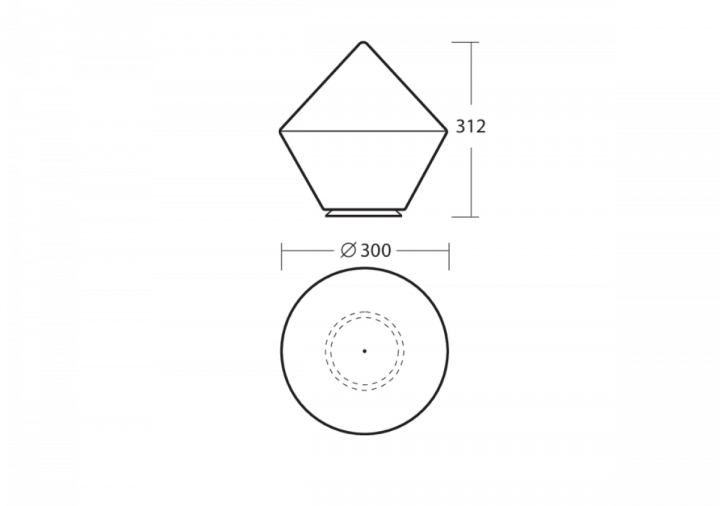 Настільна лампа Osmont ALYA 50554