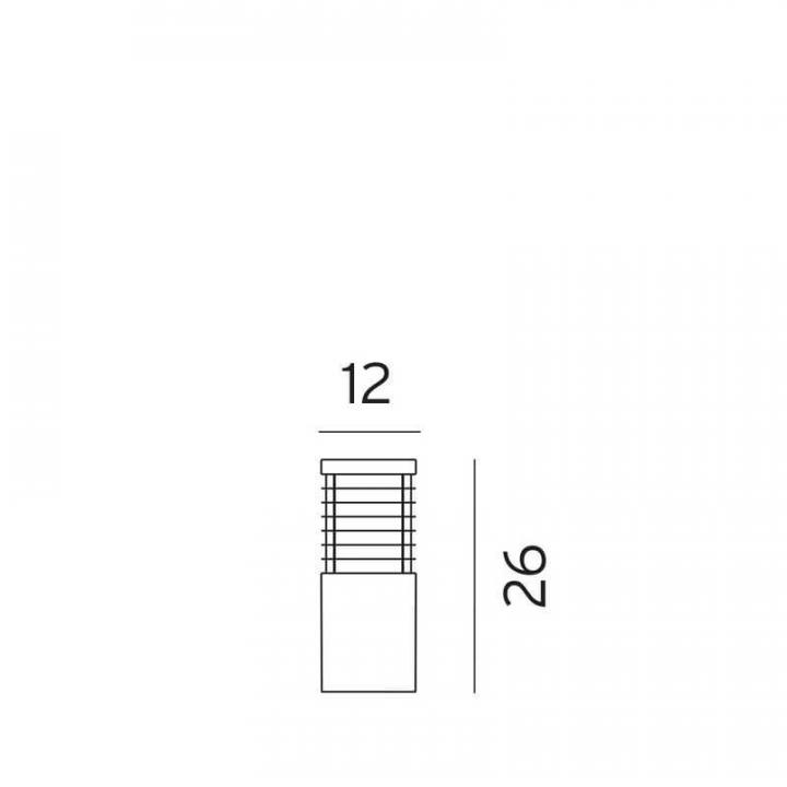 Norlys HALMSTAD 211B