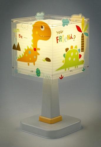 Настольная лампа Dalber Dinos 73451