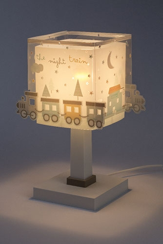 Настільна лампа Dalber THE NIGHT TRAIN 63531