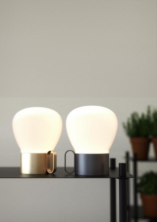 Настольная лампа DFTP NURU 48275003