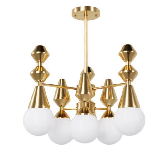 Люстра Pikart Dome chandelier V6 5112-4