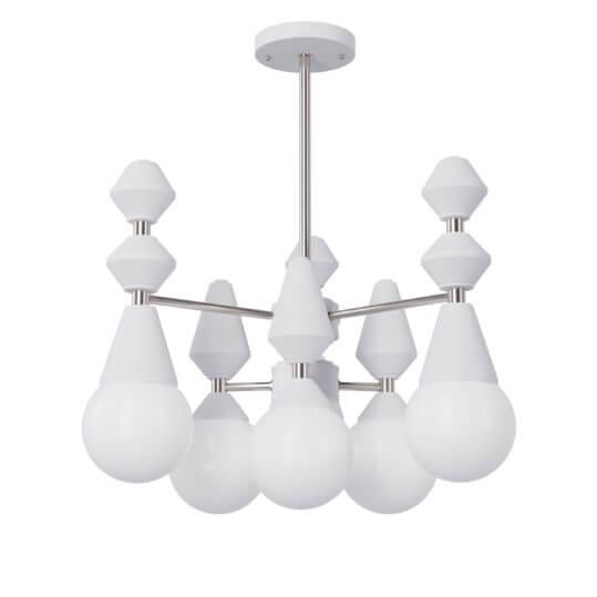 Люстра Pikart Dome chandelier V6 5112-7