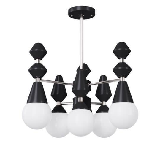 Люстра Pikart Dome chandelier V6 5112-8