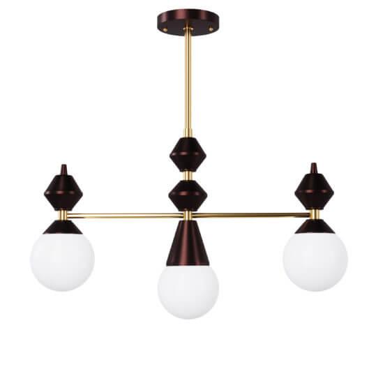 Люстра Pikart Dome chandelier V3 5255-6
