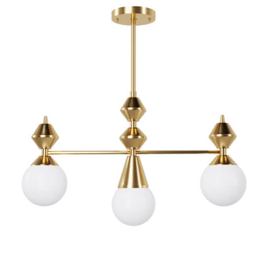 Люстра Pikart Dome chandelier V3 5255-7