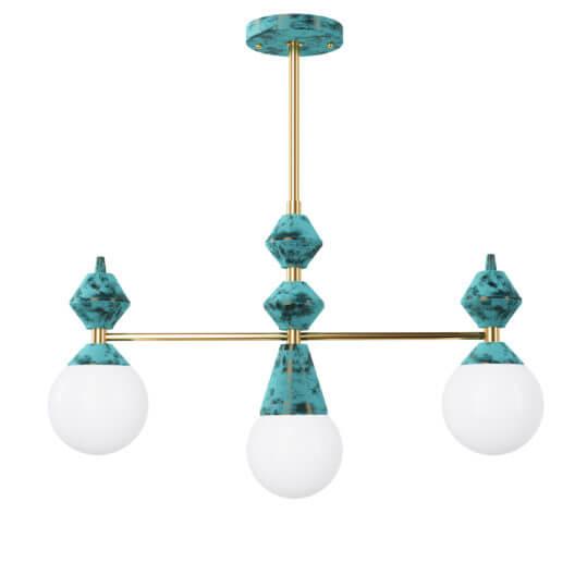 Люстра Pikart Dome chandelier V3 5255-8