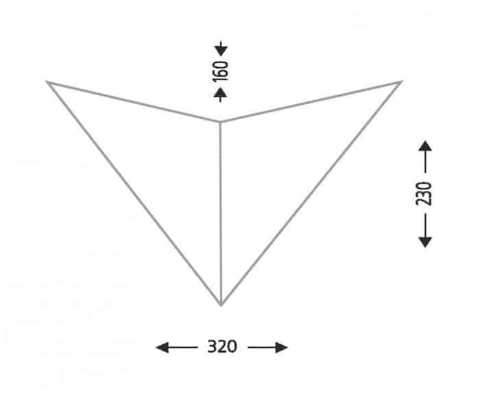 Бра SHILO HINO IL 7436
