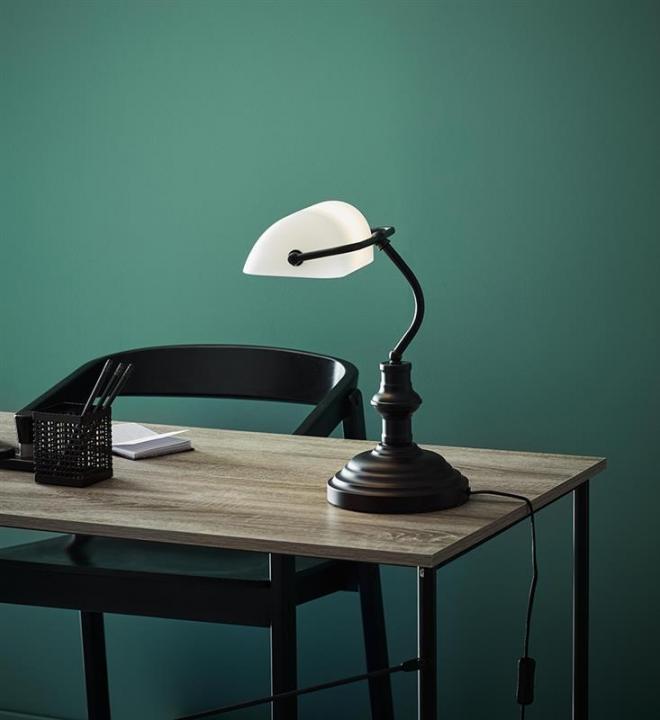 Настільна лампа Markslojd BANKERS 107354