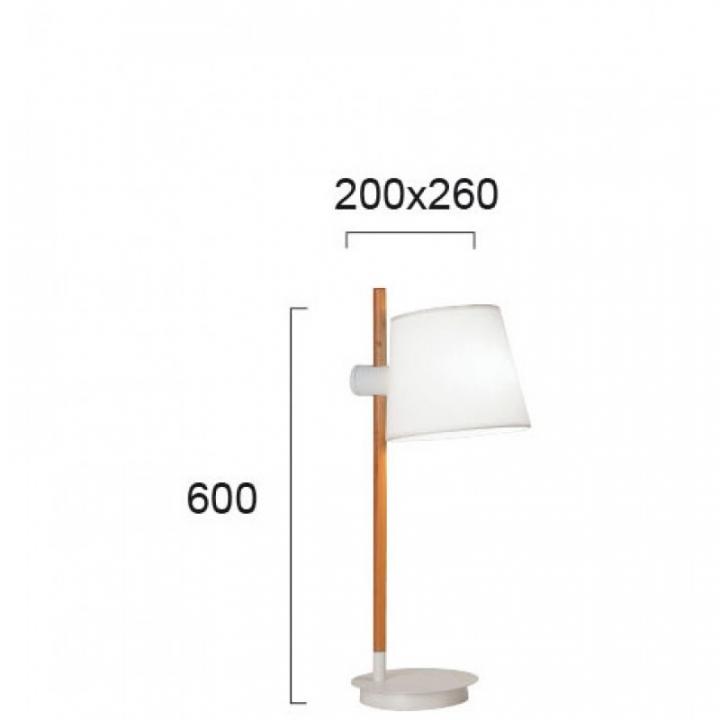 Настільна лампа Viokef VIANA 4195900