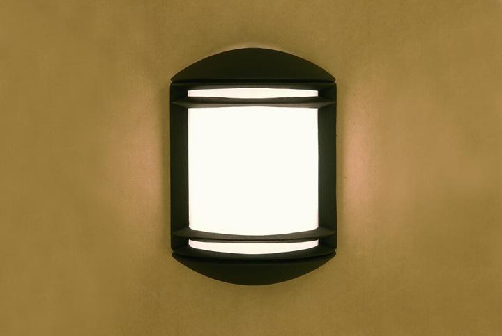 Настінний вуличний світильник Nowodvorski QUARTZ 3411