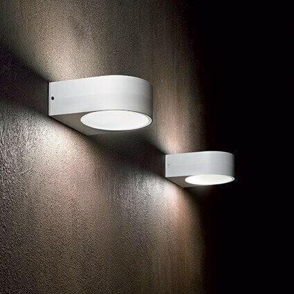Настінний вуличний світильник Ideal Lux IKO 018522