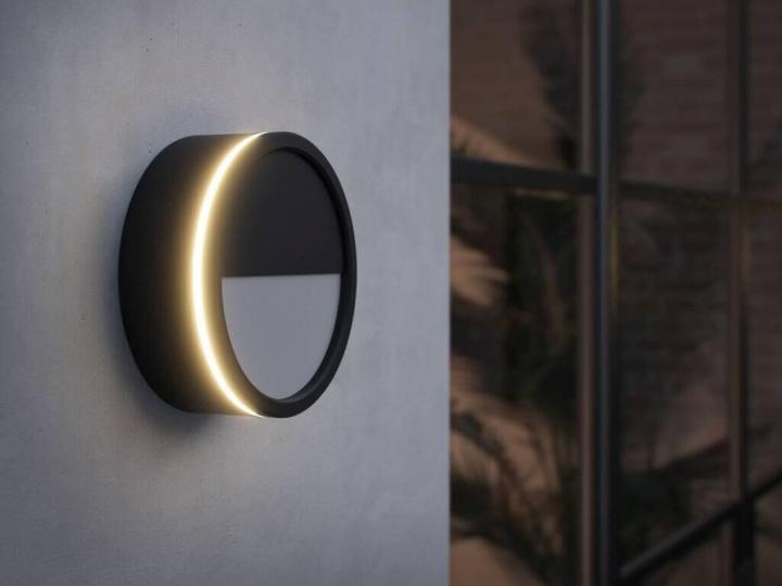 Настінний вуличний світильник Nordlux AVA 2019016003