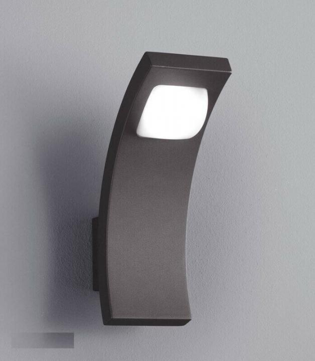 Настінний вуличний світильник TRIO SEINE 220260142