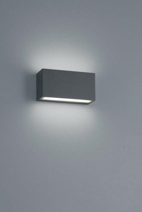 Настенный уличный светильник TRIO TRENT 226960242