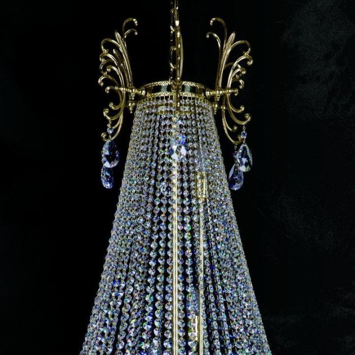 Люстра ArtGlass CHERYL DIA 1100 CE