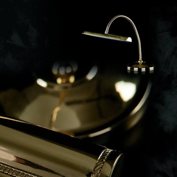 Настольная лампа ArtGlass ENYA