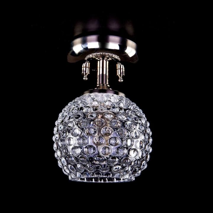 Точечный светильник ArtGlass FEBA DIA 115 NICKEL
