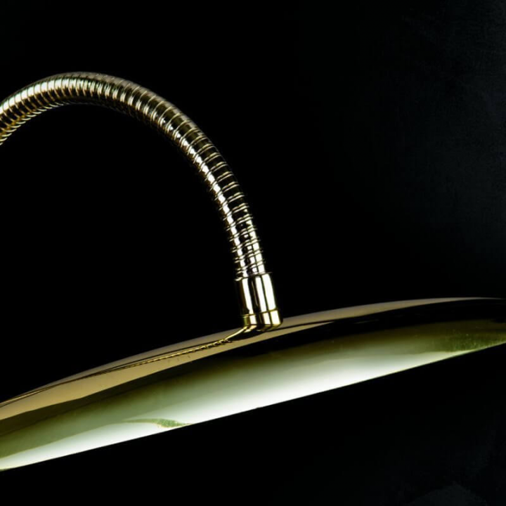 Настольная лампа ArtGlass FILA POLISHED