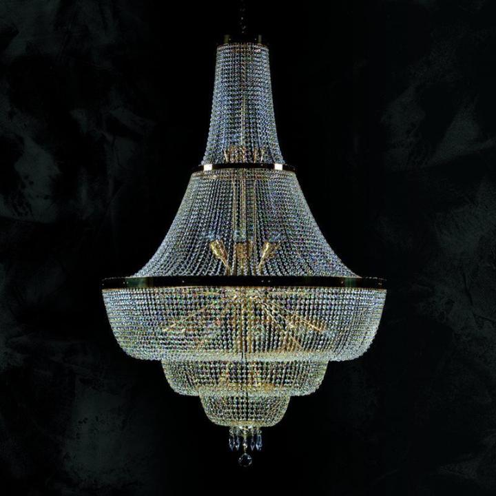 Люстра ArtGlass GEMMA DIA 1100 CE