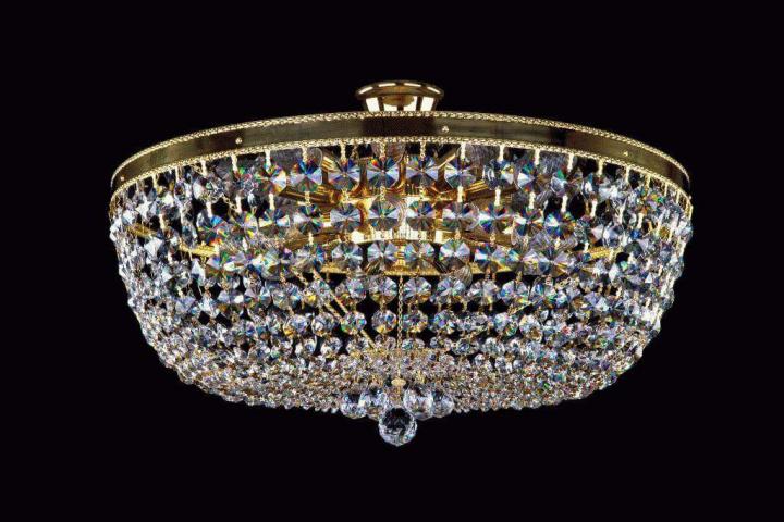 Люстра ArtGlass GERTRUDA DIA 600 POLISHED CE
