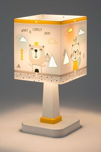 Настільна лампа Dalber Hello Little 73241