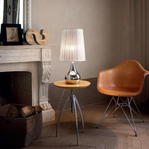 Настільна лампа Ideal Lux ETERNITY 036007