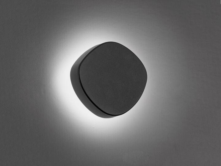 Настінний вуличний світильник Viokef ONDA 4223600