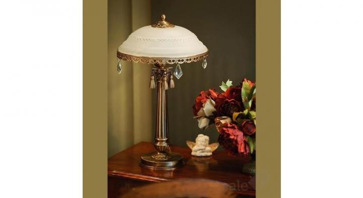 Настільна лампа Kutek Roma ROM-LG-1(P)