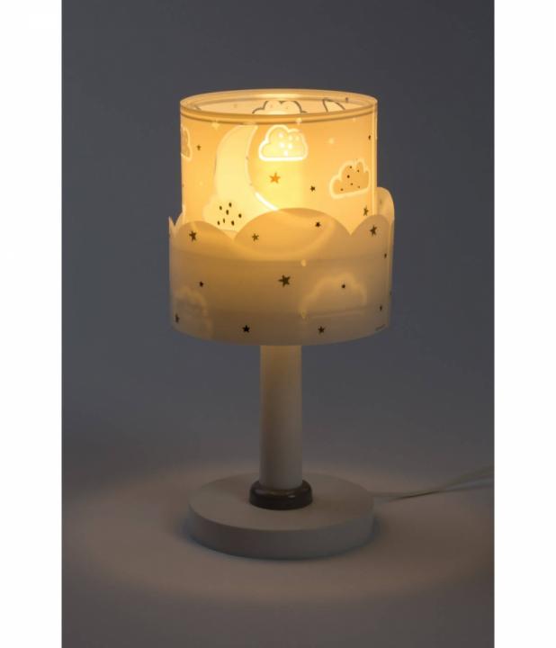 Настільна лампа Dalber MOON GREY 61231E