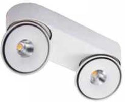Точечный светильник Azzardo BOSTON DOUBLE AZ3544