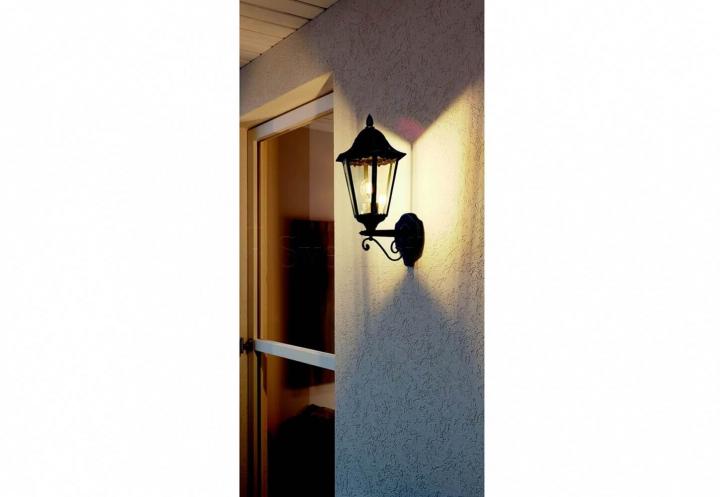 Настінний вуличний світильник Eglo NAVEDO 93457