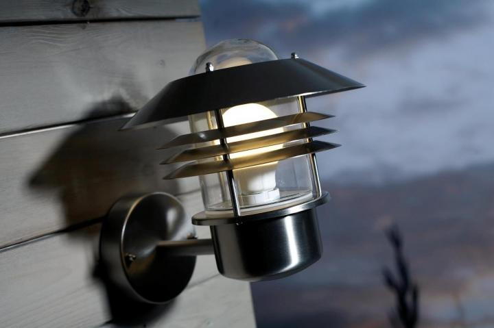 Настінний вуличний світильник Nordlux Vejers 25091034