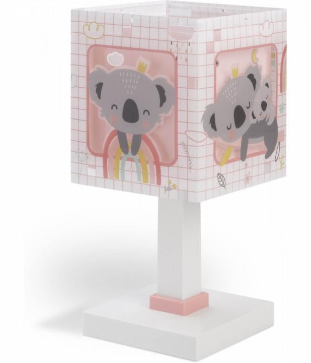 Настільна лампа Dalber KOALA PINK 63261S