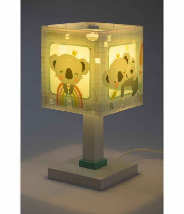 Настільна лампа Dalber KOALA GREEN 63261H