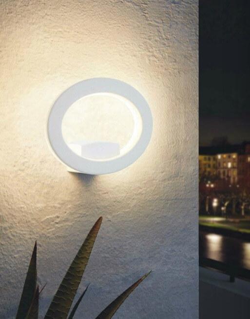 Настінний вуличний світильник Eglo EMOLLIO 96274