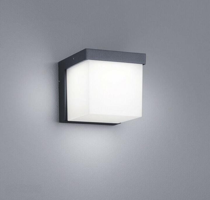 Настінний вуличний світильник TRIO YANGTZE 228260142