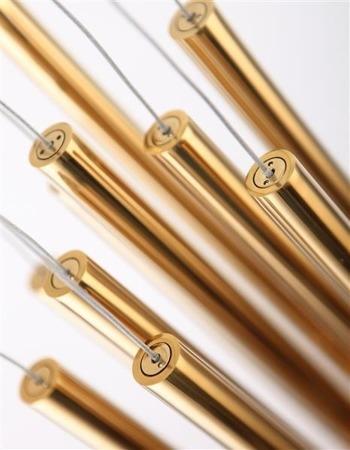 Люстра Maxlight ORGANIC GOLD P0265