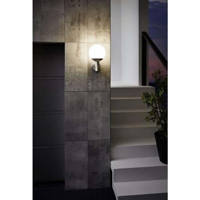 Настінний вуличний світильник Eglo NISIA-C 97247
