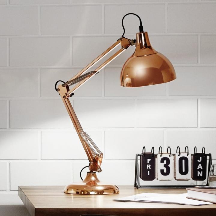 Настільна лампа Eglo Borgillio 94704